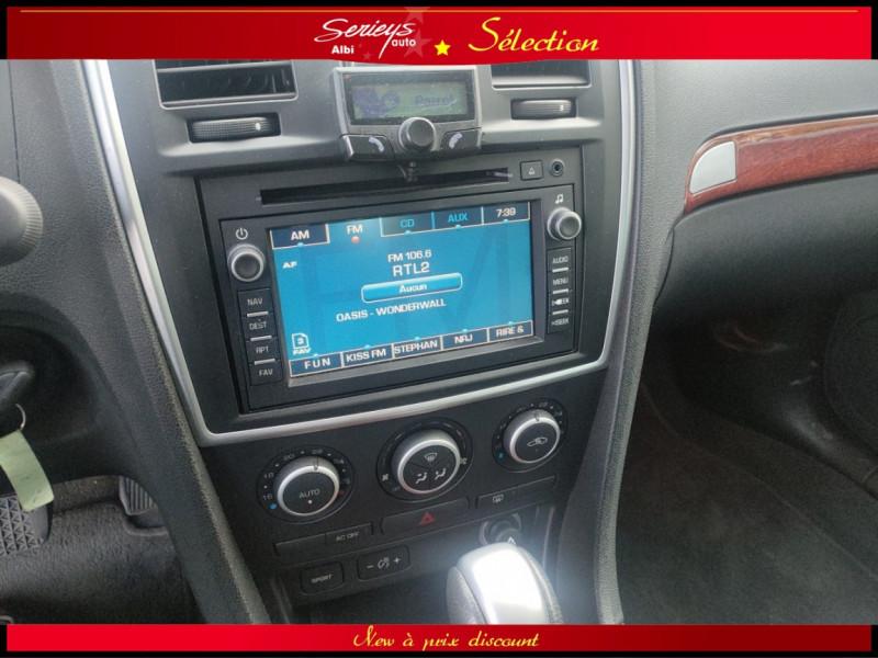 Photo 16 de l'offre de CADILLAC BLS SW 1.9 D 180 Sport Luxury Boite Auto à 9480€ chez Garage Serieys Auto