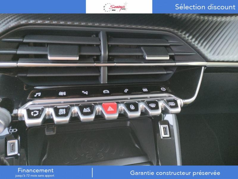 Photo 10 de l'offre de PEUGEOT 208 Allure Pack BlueHDi 100 Camera AR GPS à 19380€ chez Garage Serieys Auto