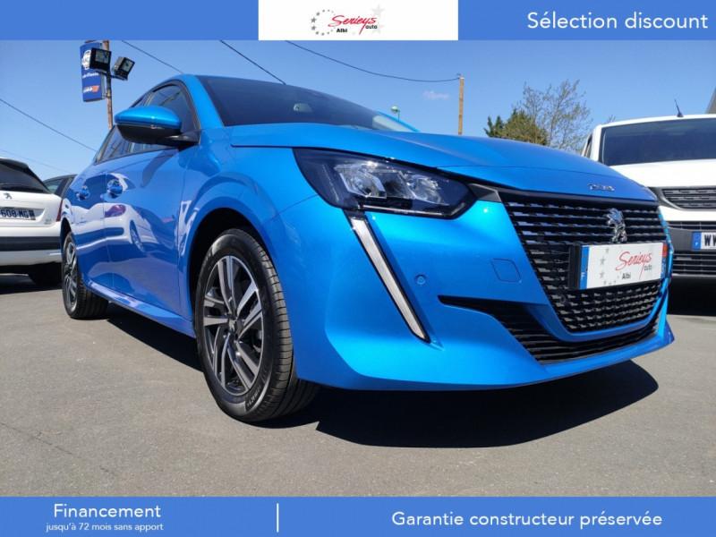 Photo 33 de l'offre de PEUGEOT 208 Allure Pack BlueHDI 100 Camera AR à 19680€ chez Garage Serieys Auto