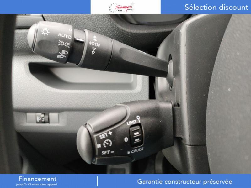 Photo 21 de l'offre de PEUGEOT EXPERT FGN PRO BLUEHDI 120 PK AIR 3 PLACES à 24780€ chez Garage Serieys Auto