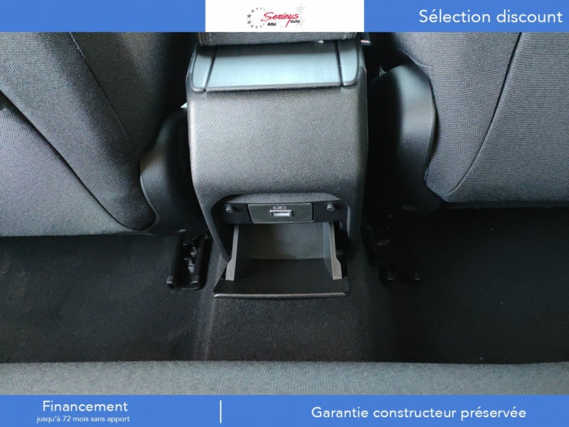 Photo 12 de l'offre de PEUGEOT 308 Allure Pack BlueHDi 130 EAT8 Full Led+JA16 Biton à 24480€ chez Garage Serieys Auto