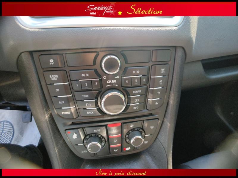 Photo 33 de l'offre de OPEL MERIVA Cosmo 1.3 CDTI 95 JA16+REGUL+CLIM AUTO à 5880€ chez Garage Serieys Auto