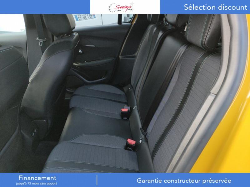 Photo 5 de l'offre de PEUGEOT 208 Allure Pack BlueHDi 100 Camera AR GPS à 19380€ chez Garage Serieys Auto
