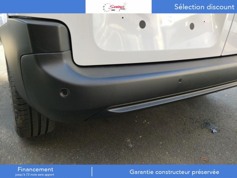 Photo 12 de l'offre de PEUGEOT PARTNER FGN PRO BLUEHDI 100 STD CAMERA+3PL à 18480€ chez Garage Serieys Auto