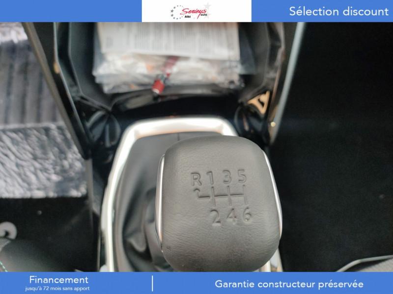 Photo 13 de l'offre de PEUGEOT 208 Allure Pack PureTech 100 Camera AR à 19980€ chez Garage Serieys Auto