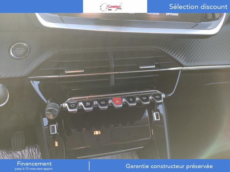 Photo 9 de l'offre de PEUGEOT 208 Allure Pack PureTech 100 Camera AR à 19880€ chez Garage Serieys Auto