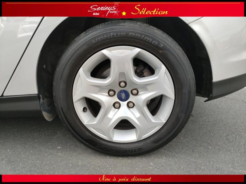 Photo 2 de l'offre de FORD FOCUS Titanium 1.6 TDCi 95 JA 16 DISTRI OK à 6980€ chez Garage Serieys Auto