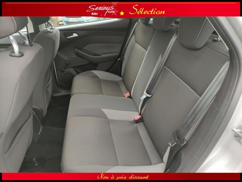Photo 14 de l'offre de FORD FOCUS Titanium 1.6 TDCi 95 JA 16 DISTRI OK à 6980€ chez Garage Serieys Auto