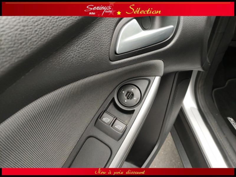 Photo 19 de l'offre de FORD FOCUS Titanium 1.6 TDCi 95 JA 16 DISTRI OK à 6980€ chez Garage Serieys Auto