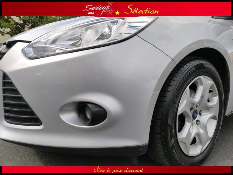 Photo 13 de l'offre de FORD FOCUS Titanium 1.6 TDCi 95 JA 16 DISTRI OK à 6980€ chez Garage Serieys Auto