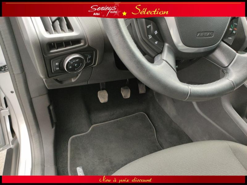 Photo 16 de l'offre de FORD FOCUS Titanium 1.6 TDCi 95 JA 16 DISTRI OK à 6980€ chez Garage Serieys Auto