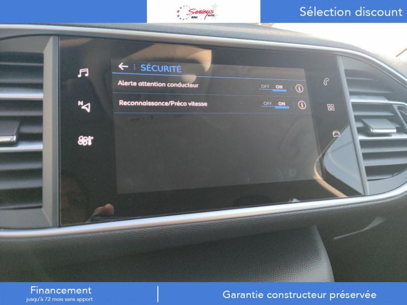 Photo 5 de l'offre de PEUGEOT 308 Active Pack BlueHDi 130 CAMERA+GPS+JA à 20980€ chez Garage Serieys Auto