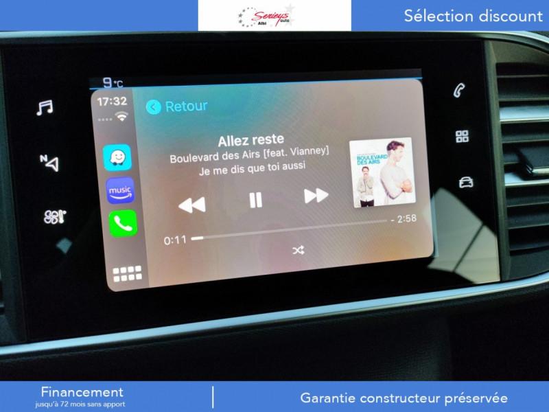 Photo 33 de l'offre de PEUGEOT 308 Active Pack BlueHDi 130 CAMERA+GPS+JA à 20980€ chez Garage Serieys Auto