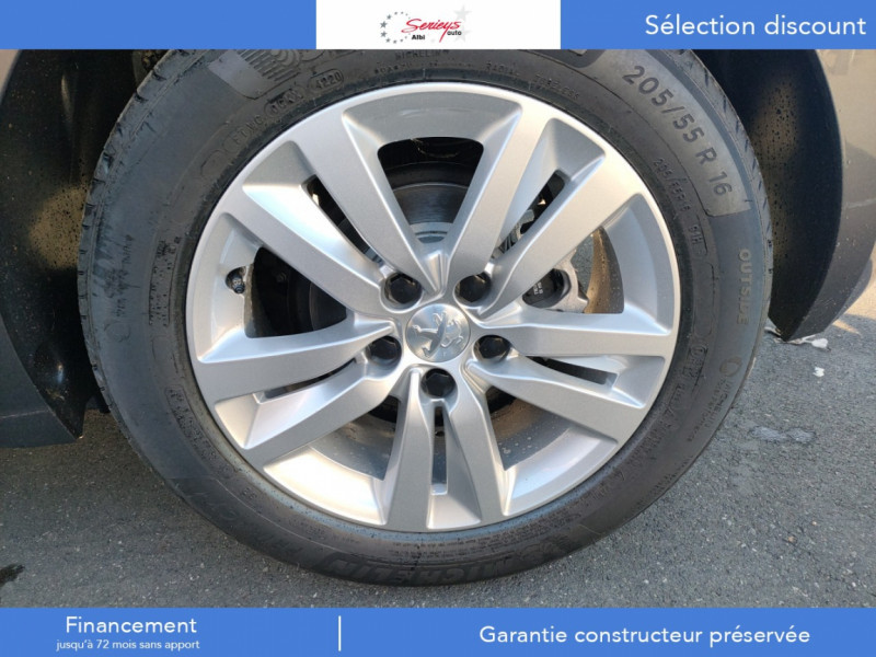 Photo 15 de l'offre de PEUGEOT 308 Active Pack BlueHDi 130 CAMERA+GPS+JA à 20980€ chez Garage Serieys Auto