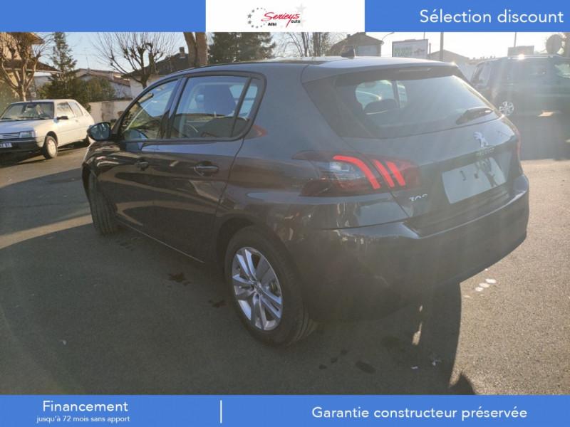 Photo 11 de l'offre de PEUGEOT 308 Active Pack BlueHDi 130 CAMERA+GPS+JA à 20980€ chez Garage Serieys Auto