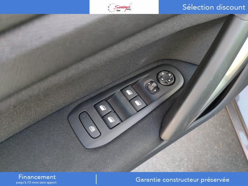 Photo 17 de l'offre de PEUGEOT 308 Active Pack BlueHDi 130 CAMERA+GPS+JA à 20980€ chez Garage Serieys Auto