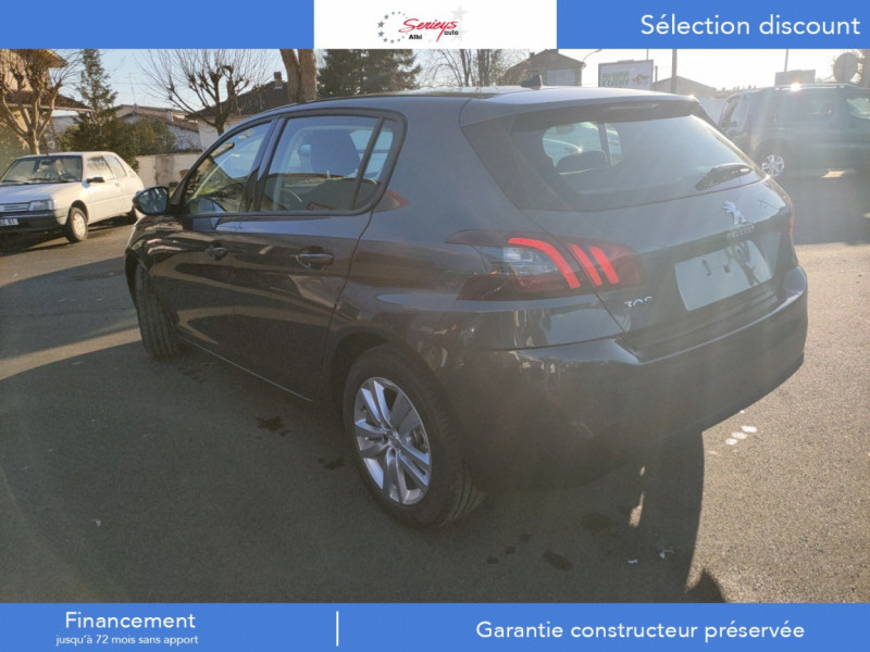 Photo 18 de l'offre de PEUGEOT 308 Active Pack BlueHDi 130 CAMERA+GPS+JA à 20980€ chez Garage Serieys Auto