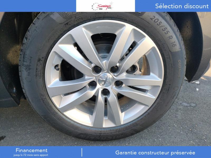 Photo 22 de l'offre de PEUGEOT 308 Active Pack BlueHDi 130 CAMERA+GPS+JA à 20980€ chez Garage Serieys Auto