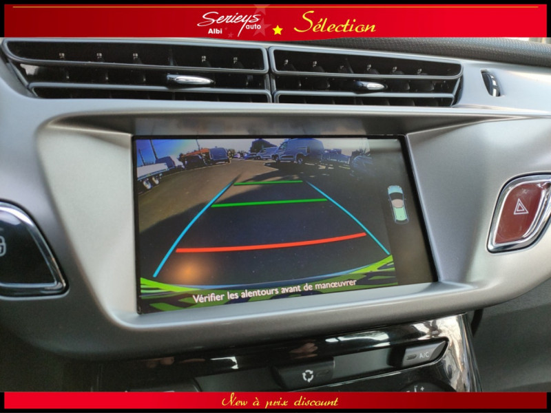 Photo 29 de l'offre de CITROEN C3 Feel Edition BlueHDi 75 GPS+CAMERA+JA à 9680€ chez Garage Serieys Auto