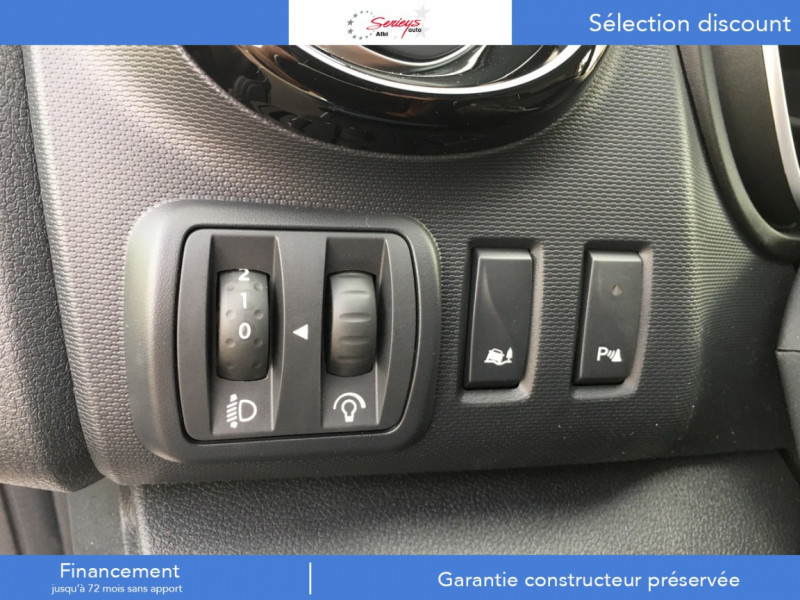 Photo 13 de l'offre de RENAULT TRAFIC FGN GRAND CONFORT 2.0 BlueDCI 120 L2H1 à 27680€ chez Garage Serieys Auto