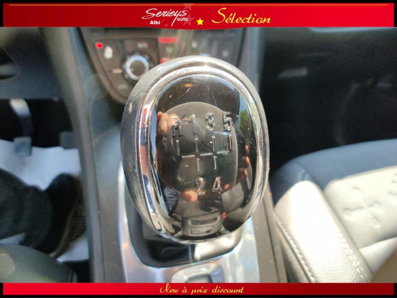 Photo 9 de l'offre de OPEL MERIVA Cosmo 1.3 CDTI 95 JA16+REGUL+CLIM AUTO à 5880€ chez Garage Serieys Auto