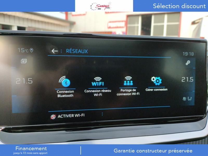Photo 19 de l'offre de PEUGEOT 208 GT Pack BlueHDi 100 Camera AR+Toit Pan à 23880€ chez Garage Serieys Auto