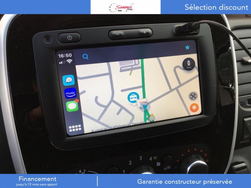 Photo 9 de l'offre de RENAULT TRAFIC FGN GRAND CONFORT BlueDCI 120 L2H1 à 27680€ chez Garage Serieys Auto