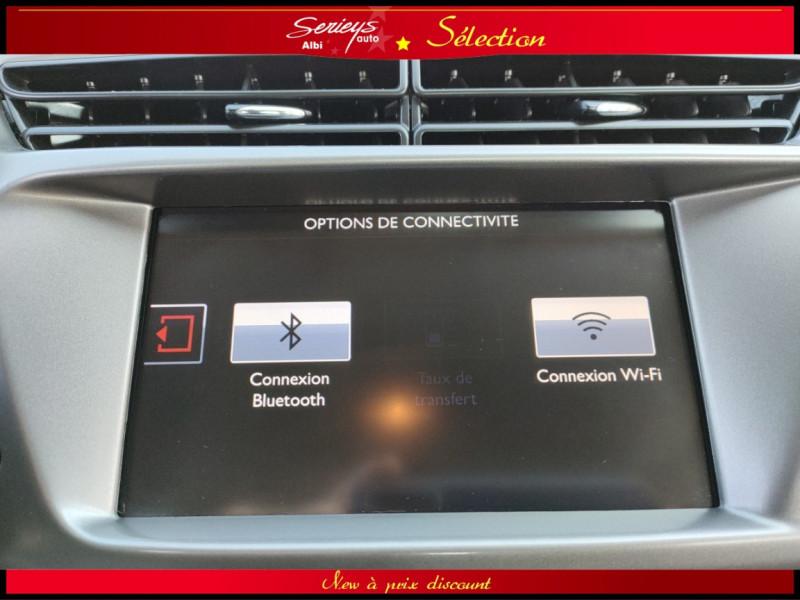 Photo 14 de l'offre de CITROEN C3 Feel Edition BlueHDi 75 GPS+CAMERA+JA à 9680€ chez Garage Serieys Auto
