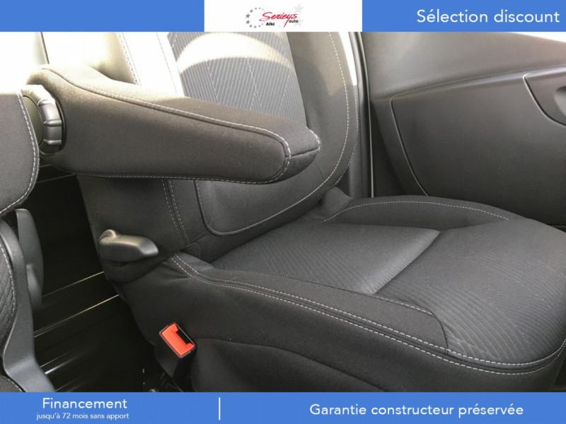 Photo 17 de l'offre de RENAULT TRAFIC FGN GRAND CONFORT 2.0 BlueDCI 120 L2H1 à 27680€ chez Garage Serieys Auto