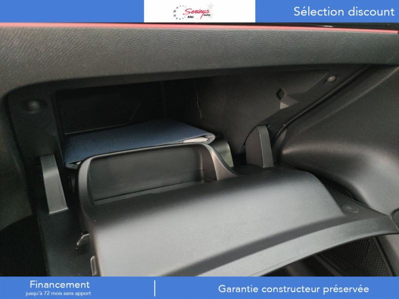 Photo 30 de l'offre de PEUGEOT 208 GT Pack BlueHDi 100 Camera AR+Toit Pan à 23880€ chez Garage Serieys Auto
