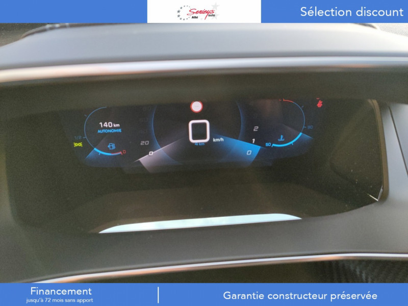 Photo 12 de l'offre de PEUGEOT 208 GT Pack BlueHDi 100 Camera AR+Toit Pan à 23880€ chez Garage Serieys Auto