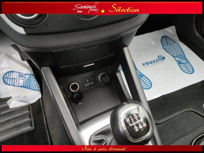 Photo 8 de l'offre de KIA CEE'D SW Active 1.6 CRDi 115 SW JA+Regul à 6880€ chez Garage Serieys Auto