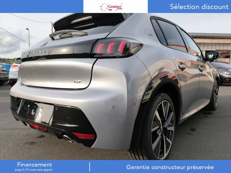 Photo 33 de l'offre de PEUGEOT 208 GT Pack BlueHDi 100 Camera AR+Toit Pan à 23880€ chez Garage Serieys Auto