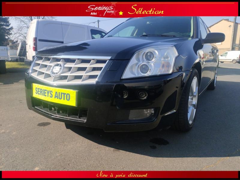 Photo 24 de l'offre de CADILLAC BLS SW 1.9 D 180 Sport Luxury Boite Auto à 9280€ chez Garage Serieys Auto