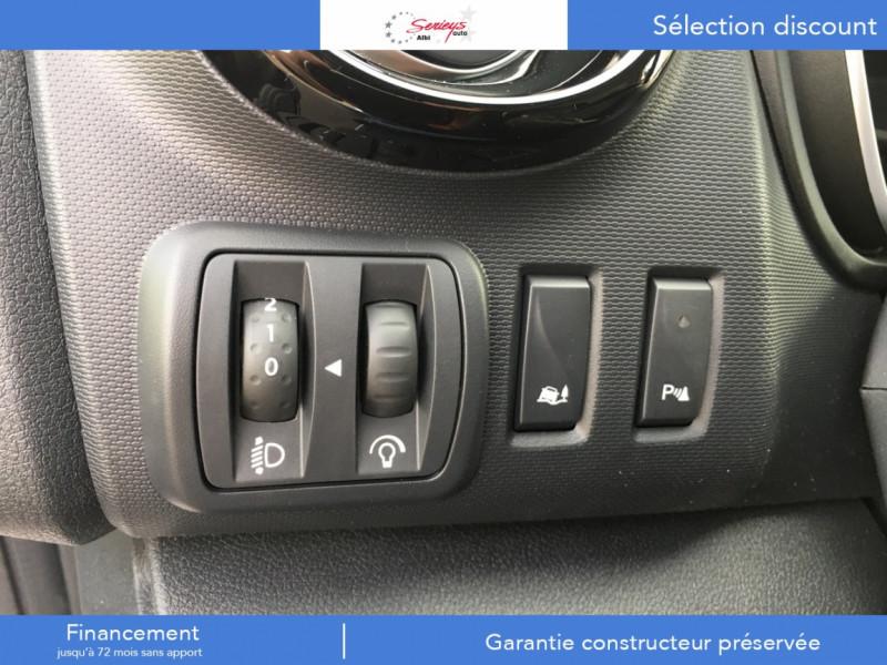 Photo 38 de l'offre de RENAULT TRAFIC FGN GRAND CONFORT BlueDCI 120 L2H1 à 27680€ chez Garage Serieys Auto