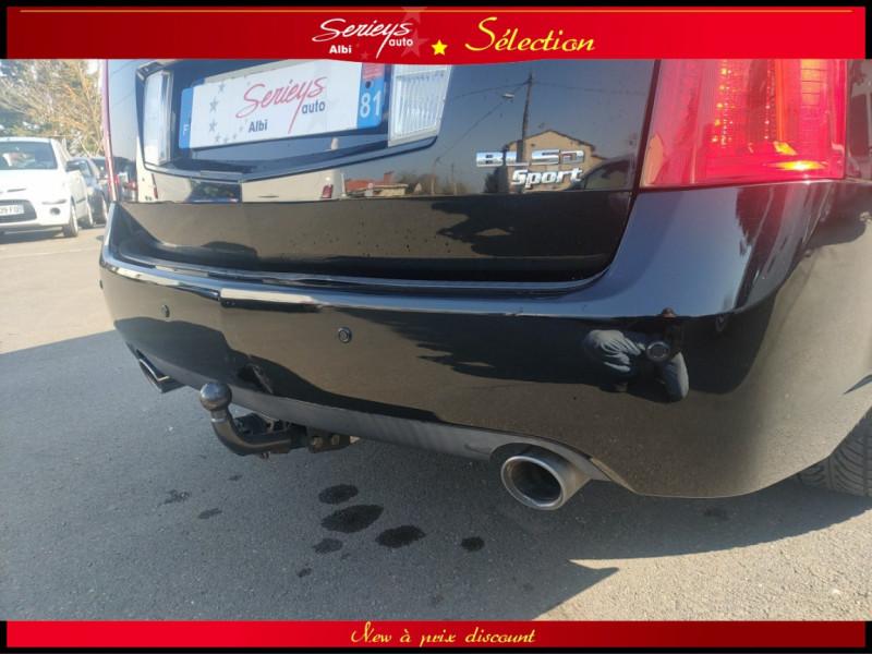 Photo 13 de l'offre de CADILLAC BLS SW 1.9 D 180 Sport Luxury Boite Auto à 9280€ chez Garage Serieys Auto