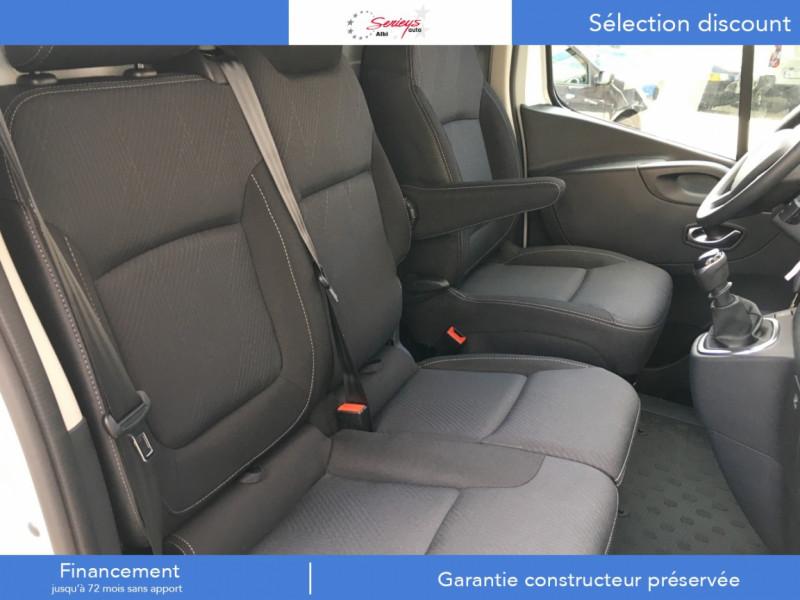 Photo 4 de l'offre de RENAULT TRAFIC FGN GRAND CONFORT 2.0 BlueDCI 120 L2H1 à 27680€ chez Garage Serieys Auto