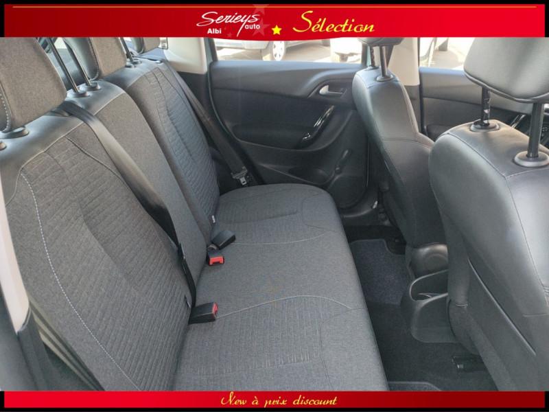 Photo 12 de l'offre de CITROEN C3 Feel Edition BlueHDi 75 GPS+CAMERA+JA à 9680€ chez Garage Serieys Auto