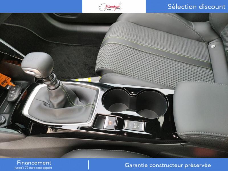 Photo 26 de l'offre de PEUGEOT 208 GT Pack BlueHDi 100 Camera AR+Toit Pan à 23880€ chez Garage Serieys Auto