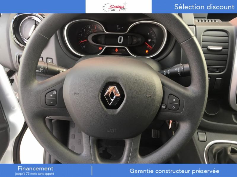 Photo 42 de l'offre de RENAULT TRAFIC FGN GRAND CONFORT 2.0 BlueDCI 120 L2H1 à 27680€ chez Garage Serieys Auto