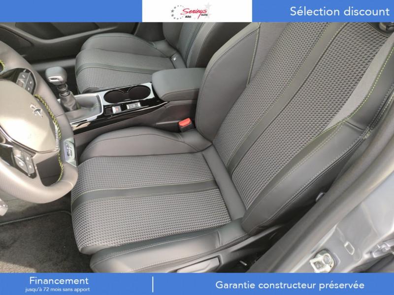 Photo 2 de l'offre de PEUGEOT 208 GT Pack BlueHDi 100 Camera AR+Toit Pan à 23880€ chez Garage Serieys Auto