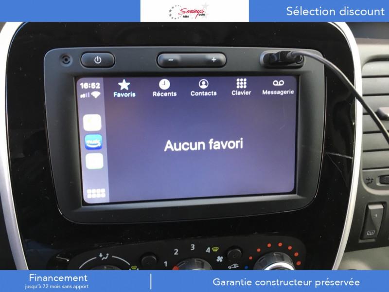 Photo 18 de l'offre de RENAULT TRAFIC FGN GRAND CONFORT 2.0 BlueDCI 120 L2H1 à 27680€ chez Garage Serieys Auto