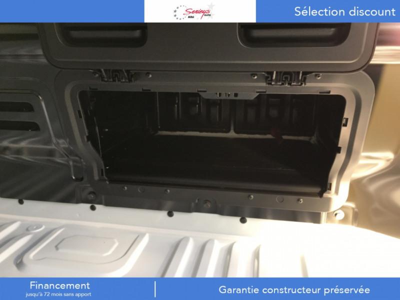 Photo 5 de l'offre de RENAULT TRAFIC FGN GRAND CONFORT 2.0 BlueDCI 120 L2H1 à 27680€ chez Garage Serieys Auto