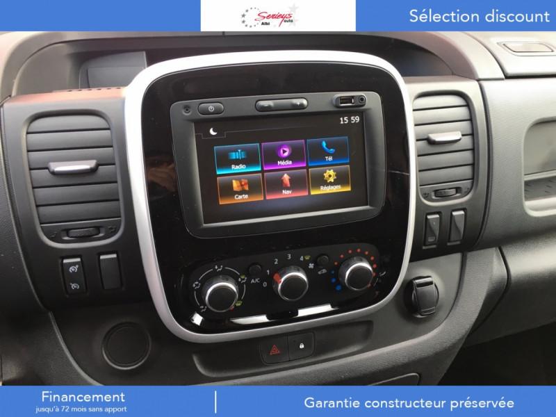 Photo 5 de l'offre de RENAULT TRAFIC FGN GRAND CONFORT BlueDCI 120 L2H1 à 27680€ chez Garage Serieys Auto