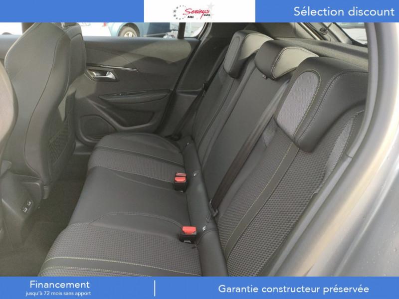 Photo 4 de l'offre de PEUGEOT 208 GT Pack BlueHDi 100 Camera AR+Toit Pan à 23880€ chez Garage Serieys Auto