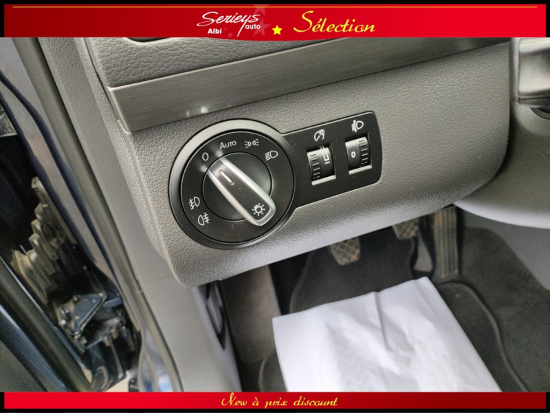 Photo 22 de l'offre de VOLKSWAGEN TOURAN Confort line 1.6 TDI 105 JA à 10480€ chez Garage Serieys Auto
