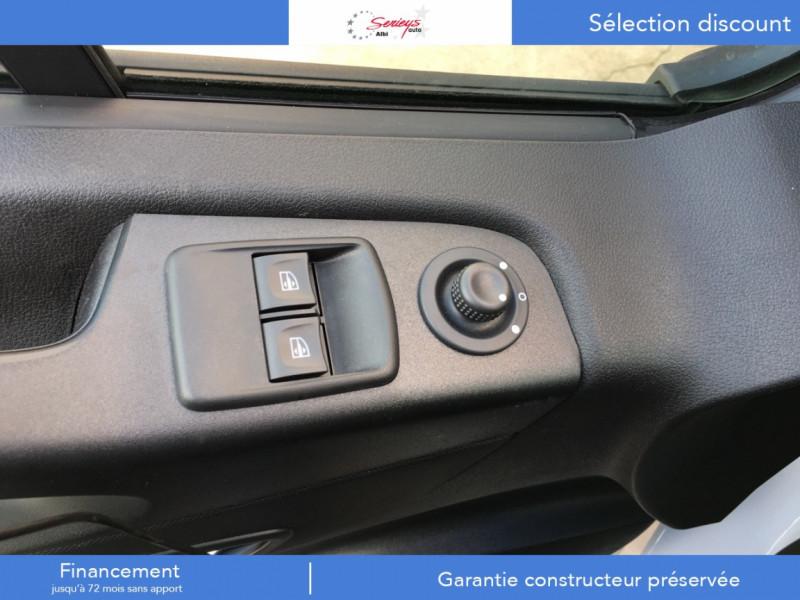Photo 43 de l'offre de RENAULT TRAFIC FGN GRAND CONFORT 2.0 BlueDCI 120 L2H1 à 27680€ chez Garage Serieys Auto