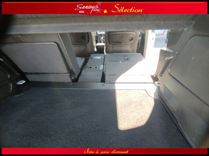 Photo 35 de l'offre de OPEL MERIVA Cosmo 1.3 CDTI 95 JA16+REGUL+CLIM AUTO à 5880€ chez Garage Serieys Auto
