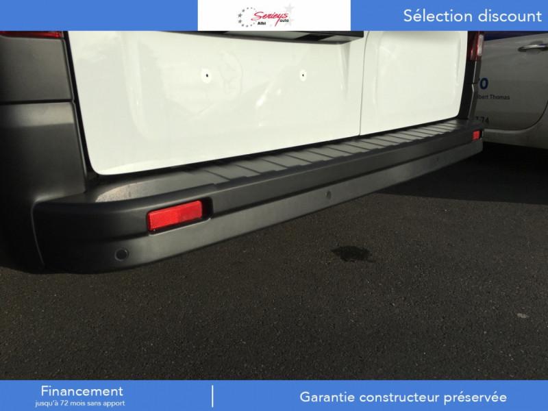 Photo 12 de l'offre de RENAULT TRAFIC FGN GRAND CONFORT BlueDCI 120 L2H1 à 27680€ chez Garage Serieys Auto