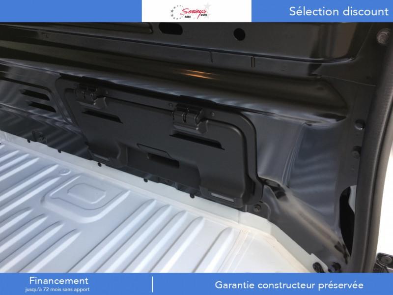 Photo 16 de l'offre de RENAULT TRAFIC FGN GRAND CONFORT 2.0 BlueDCI 120 L2H1 à 27680€ chez Garage Serieys Auto